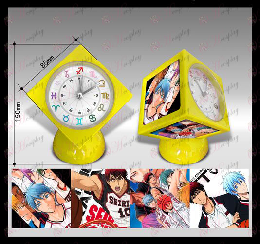 kuroko's Basketball Accessories cube alarm clock Halloween Accessories Online Store