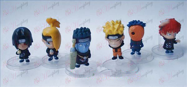 A12-Generation 6 Naruto Puppe Wiege