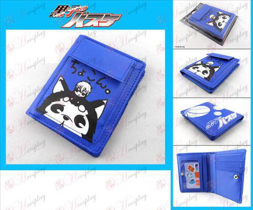 kuroko's Basketball Accessories short wallet 2