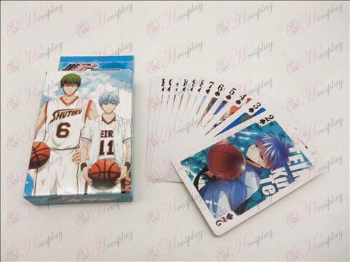 פוקר אבזרים B הכדורסל של Kuroko