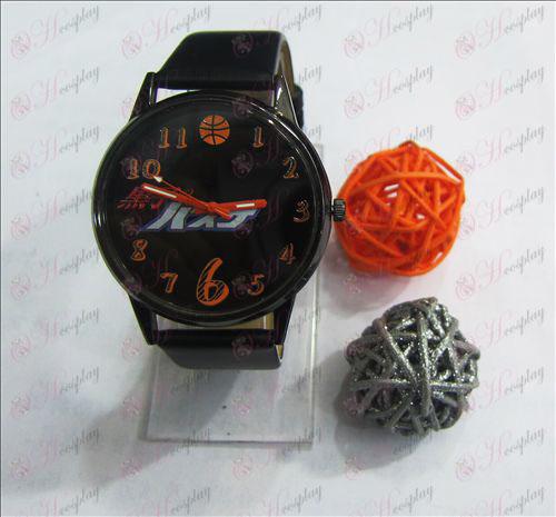 Auringonpilkkujen koripallo Candy väri sarjan kellot