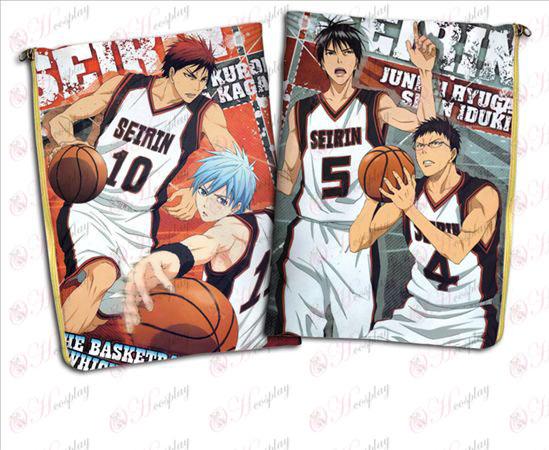 di Kuroko Basketball Accessori Documento Bag 071