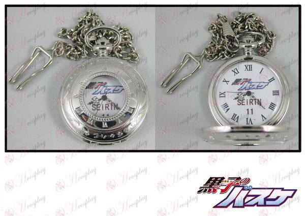 אבזרים הכדורסל בקנה מידה כיס חלול של שעון Kuroko