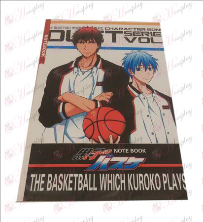 kuroko's Basketball Accessories Notebook