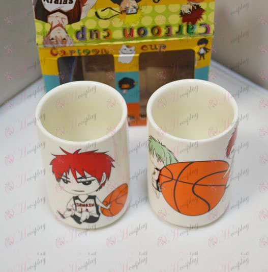Basketball sunspot couple cups