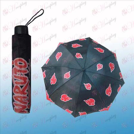 Naruto Red Cloud Umbrella