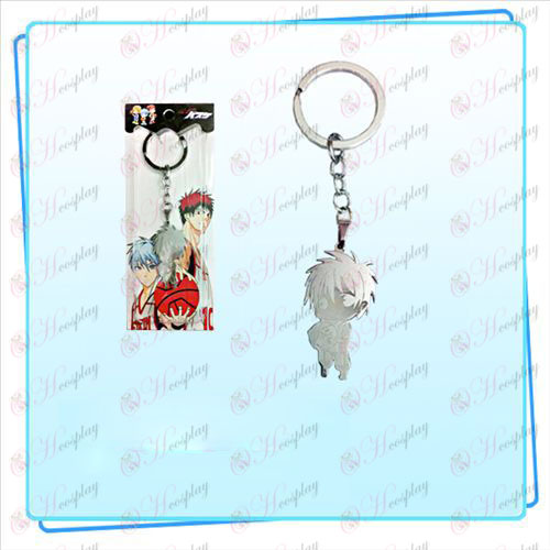 Sunspot basketball figure keychain