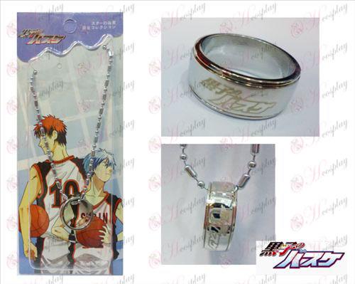 Kuroko Basketball Vulcan Necklace (hvid)