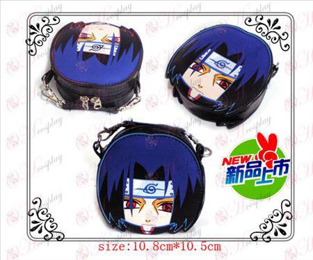 Naruto Uchiha Itachi Q version of the purse