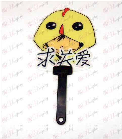 Anime fan PP-10 Halloween Accessories Buy Online Shop Belgium