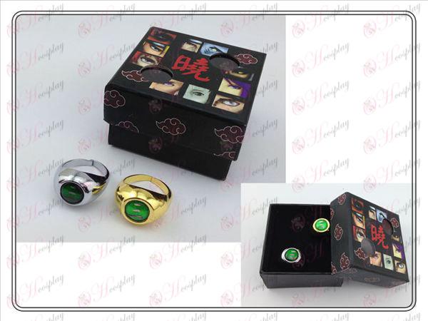 Naruto Xiao Organization färg ring (tre)