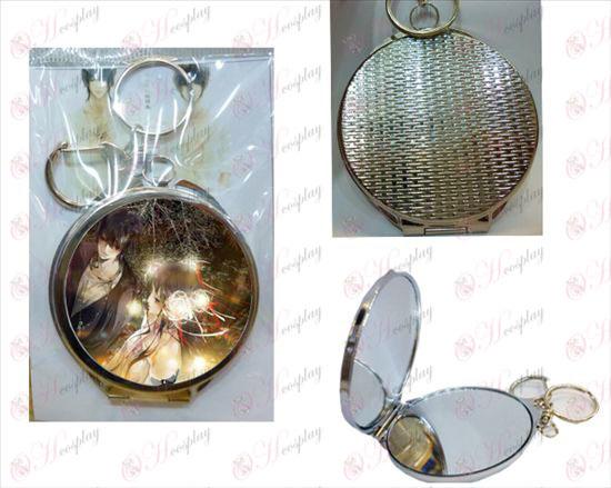 Daomu Аксесоари кръгло огледало -3