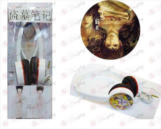 אוזניות Daomu אבזרים -3