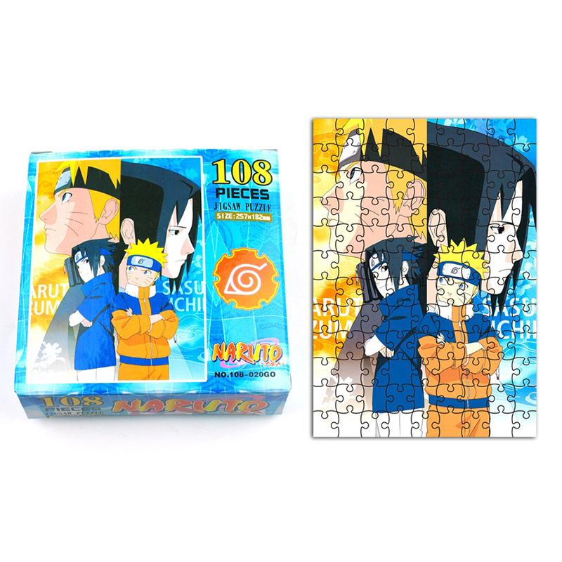 Naruto Puzzle (108-020)