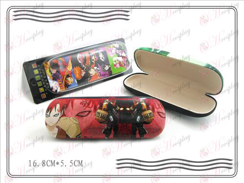 Naruto Gaara glasses case
