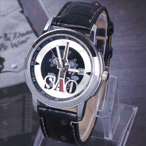 Sword Art Online Accessories Heijian suspension calendar watch