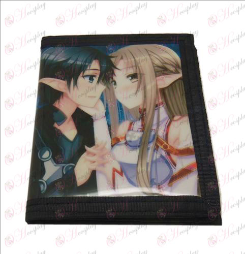 PVCSword Art Online Accessories Wallets