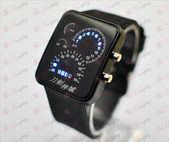 (03) Sword Art Online Accessories-meter dish watch