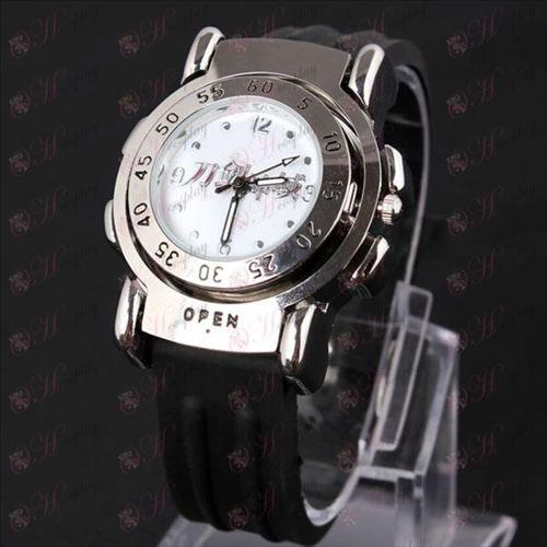 שעון חרב צדדי עם מצפן