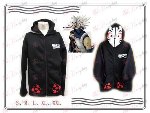 Naruto vapaa-ajan vaatteet (musta)