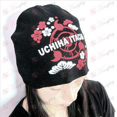 Naruto schreiben runden Augen Hüte Winter