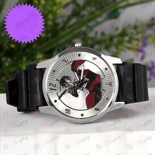 Sword Art Online Accessories Kazuto Mark Circle lines watches