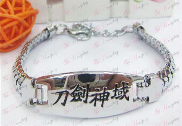 New Sword Art Online Accessories Enamel Bracelet