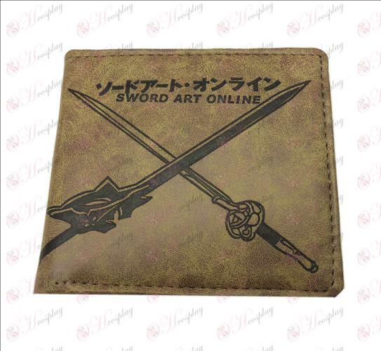 Sword Art Online Kiegészítők matt pénztárca