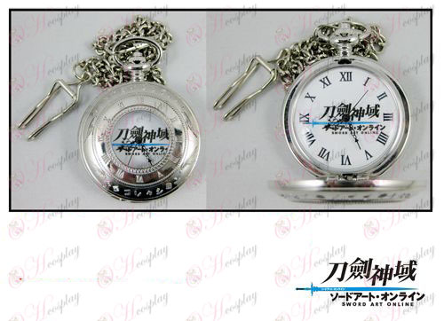 Scale hollow pocket watch-Sword Art Online Accessories