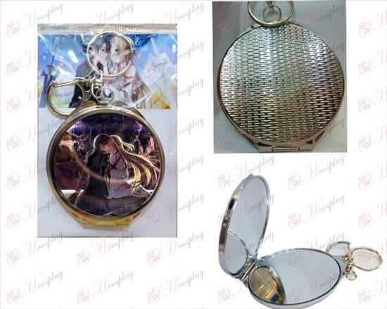 Sword Art Online Аксесоари кръгло огледало -2