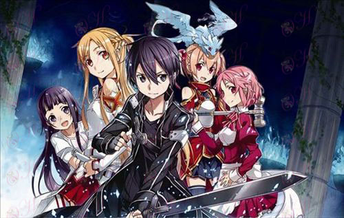 Sword Art Online Accessories puzzle 956