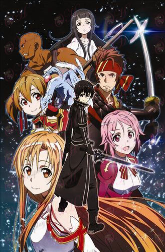 Sword Art Online Accessories puzzle 955