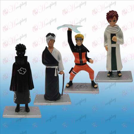 26 Generasjon 4 modeller Naruto dukke vugge