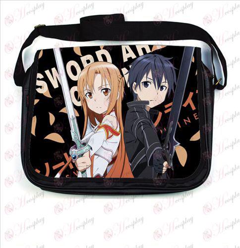 Sword Art Online Аксесоари цвят брезентова чанта рамо 3052