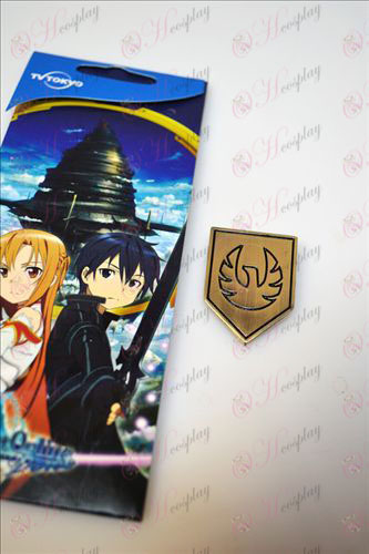 Sword Art Online Accessories Brooches