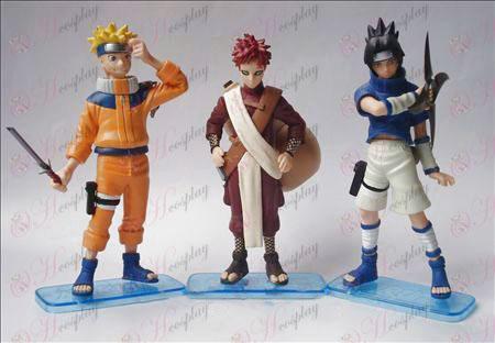 4 Generation 3 Naruto Doll (14-16cm)