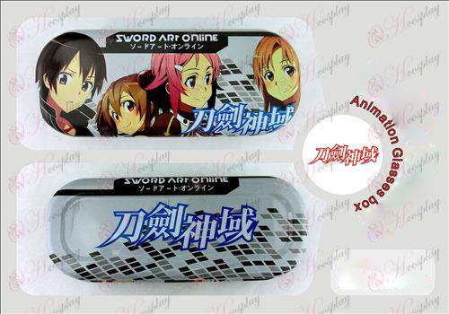 Sword Art prihlásený Accessories2 púzdro na okuliare