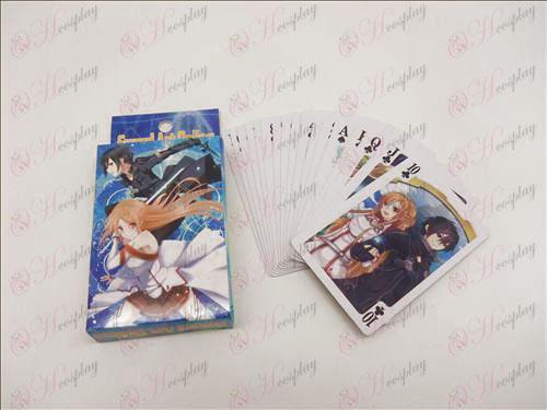 Sword Art Online Accessori poker B
