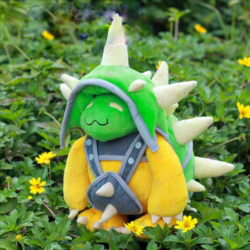 League of Legends Accessoires gepantserde draak schildpad pluche pop