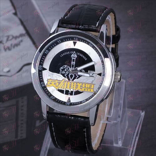 League of Legends accessoires suspension montre de calendrier