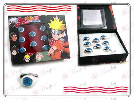 Naruto Xiao Organization boxed (North) Word Ring