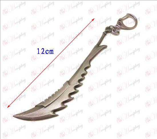 ליגה קטנה של אגדות אבזרים סכין אבזם 10 (צבע אקדח)