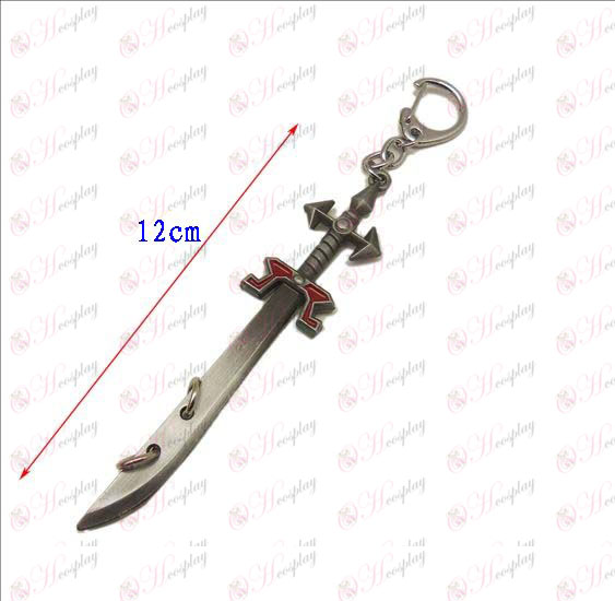 Little League of Legends Accessories knife buckle 9 (gun color)