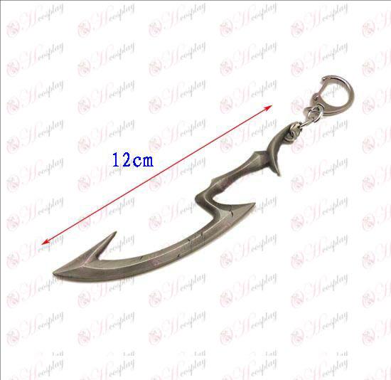 ליגה קטנה של אגדות אבזרים סכין אבזם 1 (צבע אקדח)
