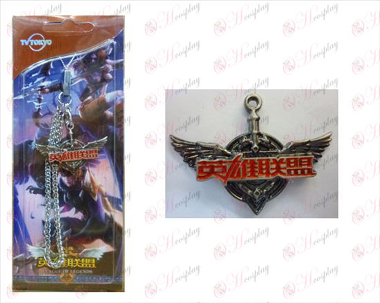 League of Legends Accesorios logo Correa
