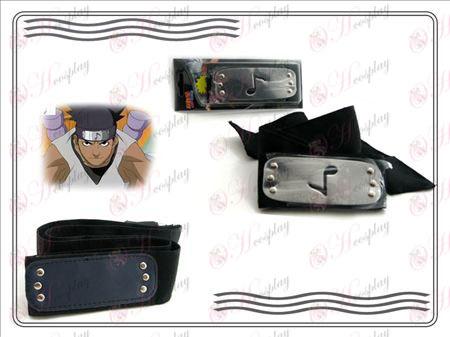 Naruto sound Ninja Headband (blisterkort)