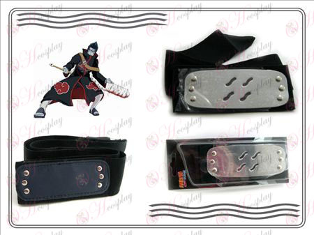 Naruto headband are fog forbearance (blister card)