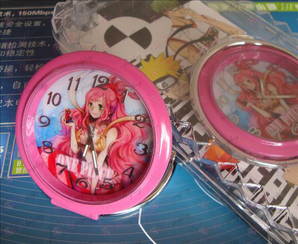 One Piece oprema Bela miza Star okraski