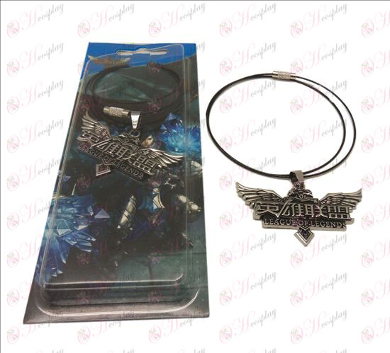 DLeague of Legends Accessories logo necklace