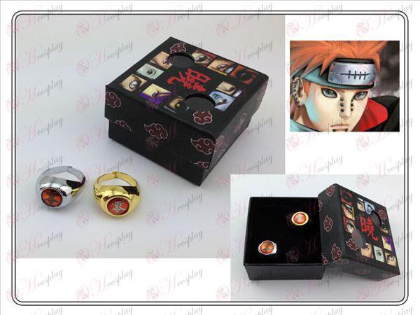 Naruto Xiao Organizacija barvni obroč (nič)